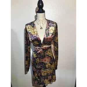 TopShop Wrap Dress US6